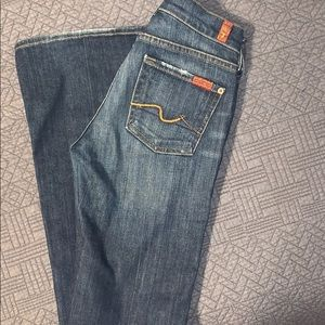 💕 7 For All Mankind bootcut jeans